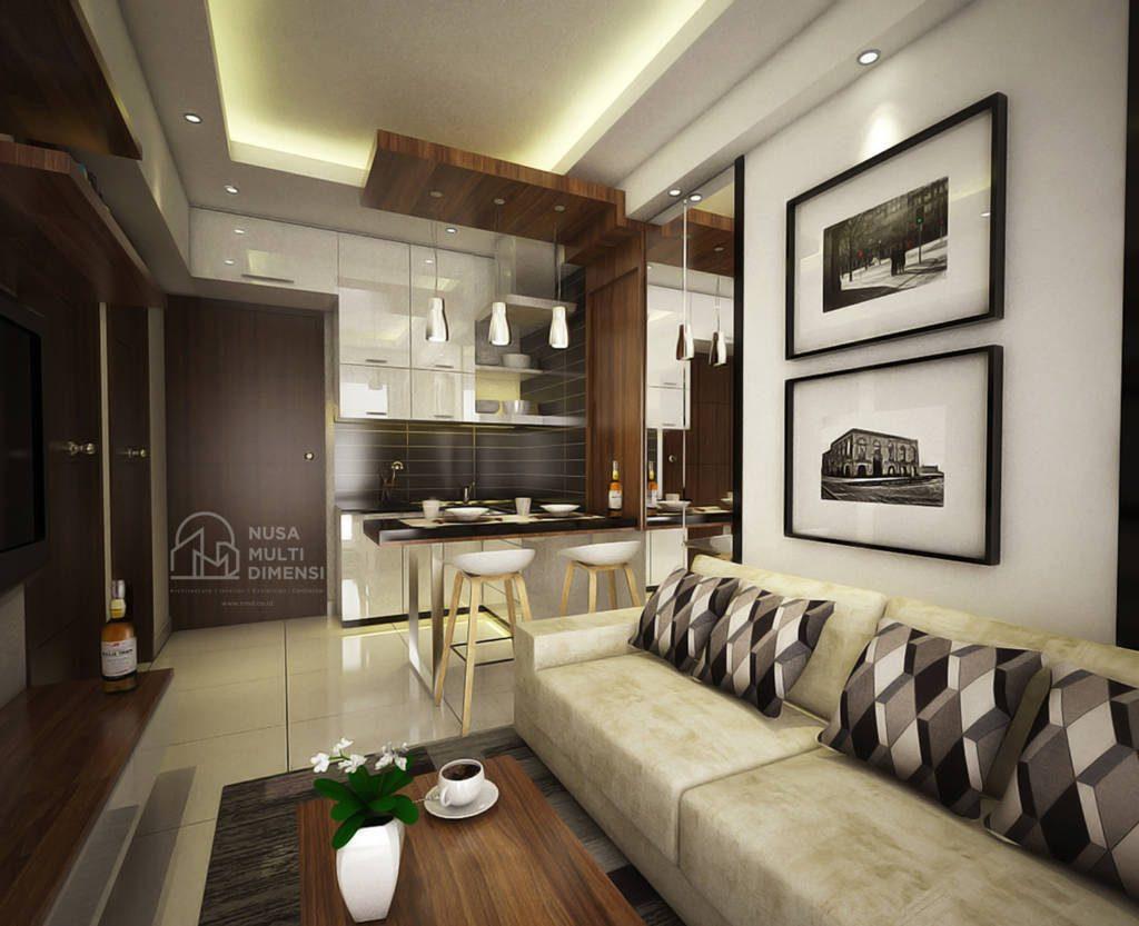 Desain Interior Apartemen Amazana Serpong - Nusa Multi Dimensi 4