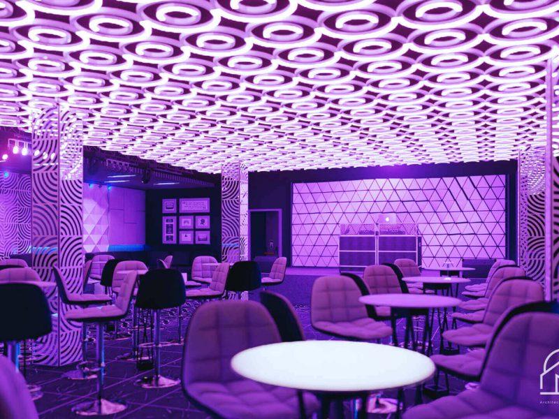 Desain Interior Zentrum Karaoke Serpong 3