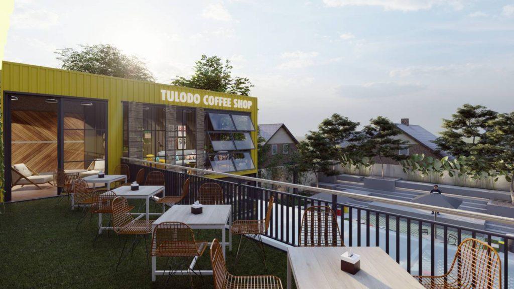Desain Tulodo Coffee Depok - Nusa Multi Dimensi 2