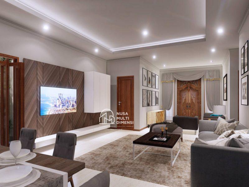 Jasa Desain Interior Rumah JR Depok 4