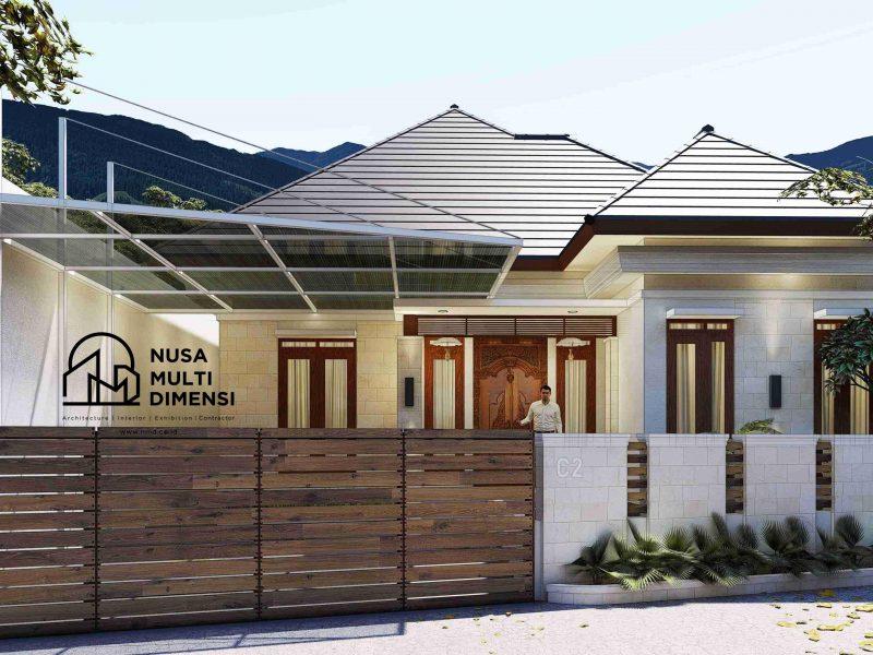 Desain Rumah Sukaraja Bogor 1