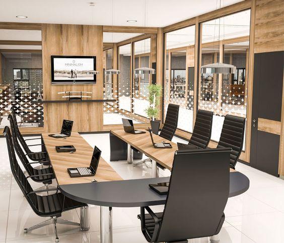 Desain Ruang Meeting 3