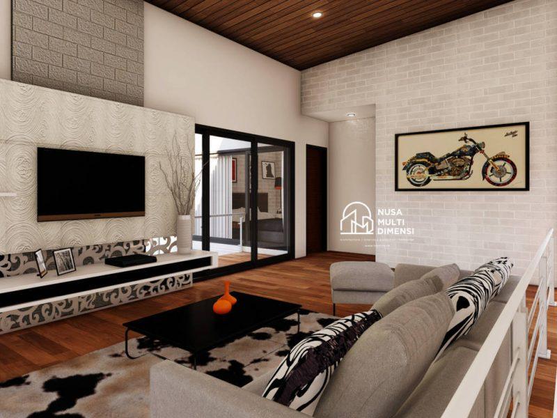 Jasa Desain Interior Rumah JR Depok 7