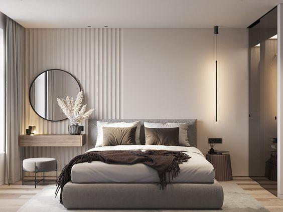 Desain Interior Kamar Tidur 2