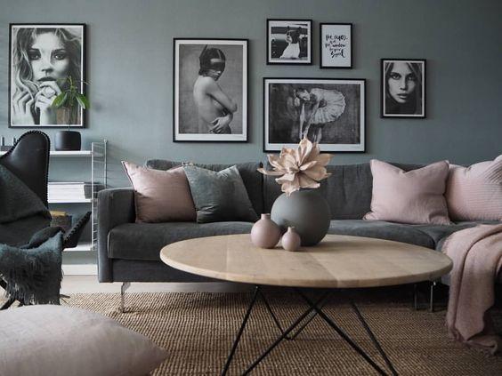 Desain Interior Ruang Keluarga 1