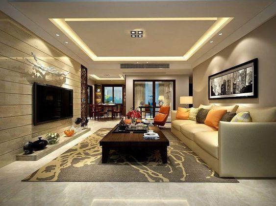 Desain Interior Ruang Keluarga 2