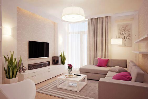 Desain Interior Ruang Keluarga 4