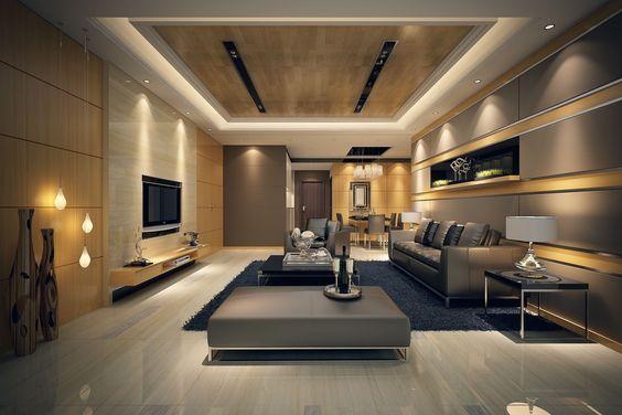 Desain Interior Ruang Keluarga 5