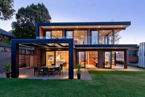 Desain Rumah Industrial 1