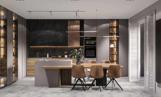 Inspirasi Desain Interior Dapur 2