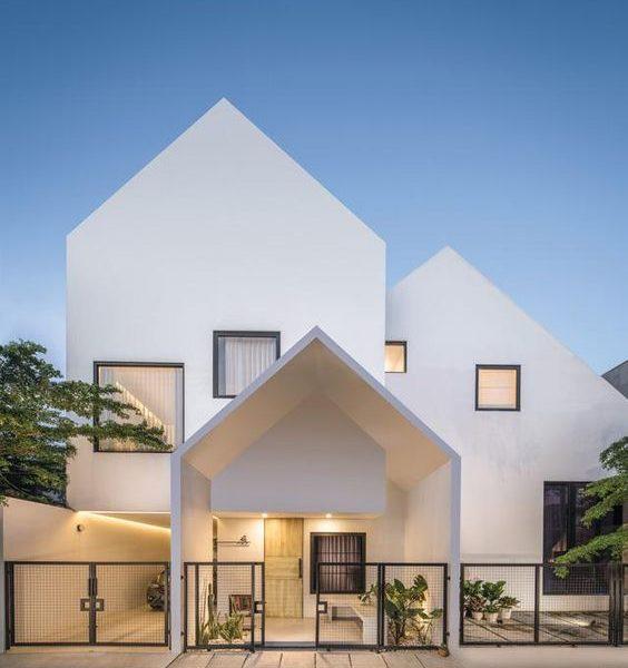 Jasa Desain Fasad Rumah 1