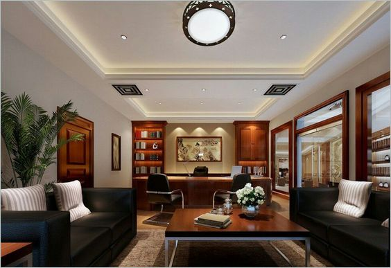 Inspirasi Desain Interior Kantor 1