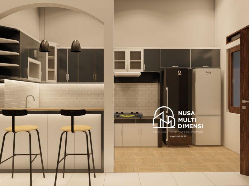 Desain Kitchen Set Depok
