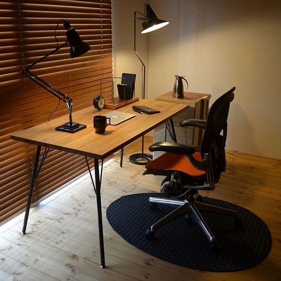 Desain Ruang Kerja dirumah 4