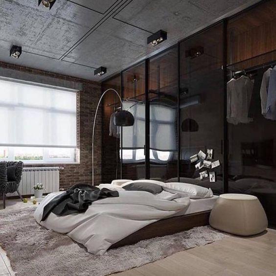 Inspirasi Desain Rumah Industrial 5