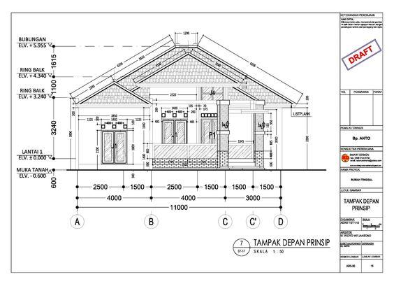 Jasa Desain Rumah 2021 4