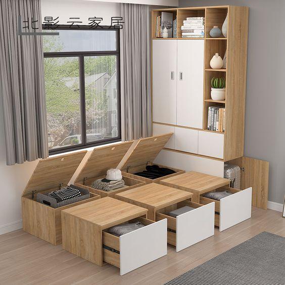 Desain Furniture Space Saving