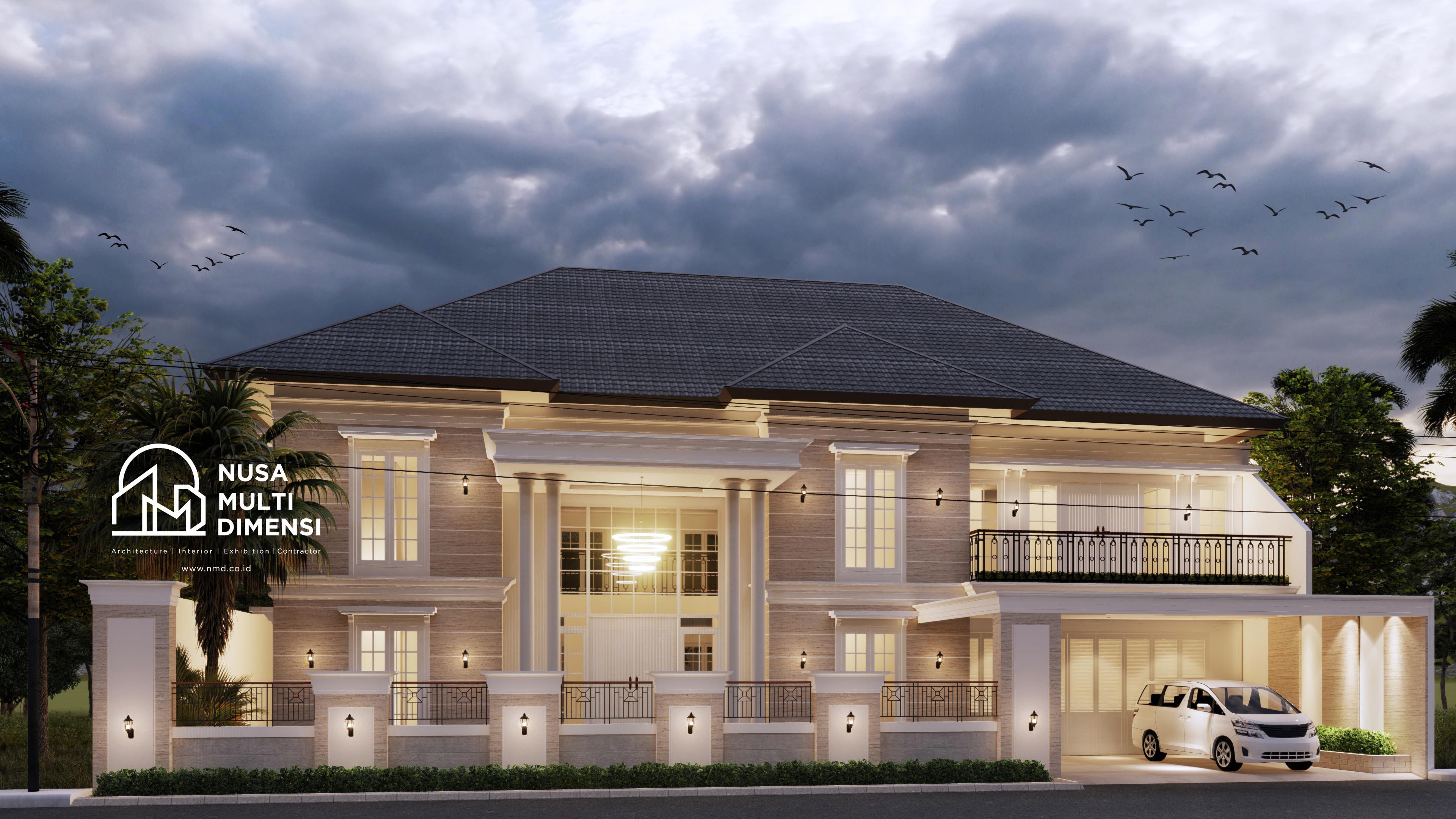 Desain Rumah Lippo Karawaci