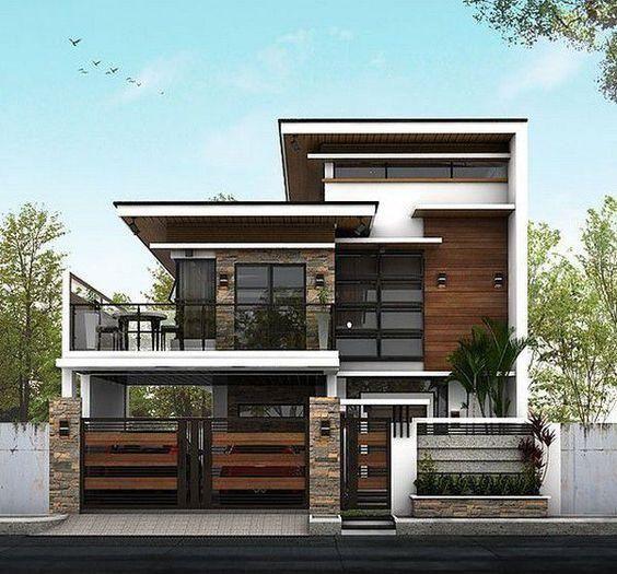 20 Desain Rumah Minimasi 1