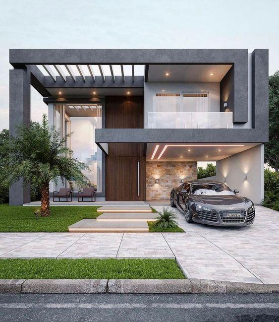 20 Desain Rumah Minimasi 12