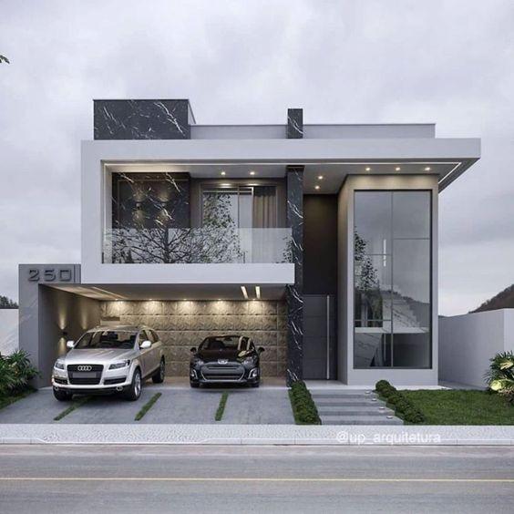 20 Desain Rumah Minimasi 13