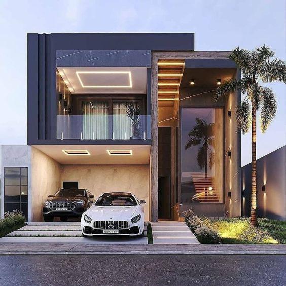 20 Desain Rumah Minimasi 14