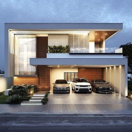 20 Desain Rumah Minimasi 15