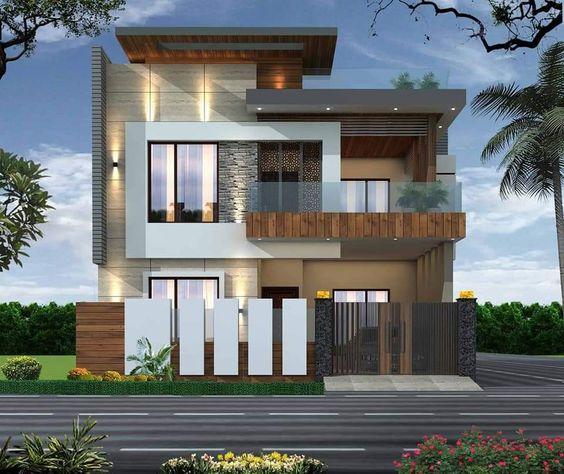 20 Desain Rumah Minimasi 2