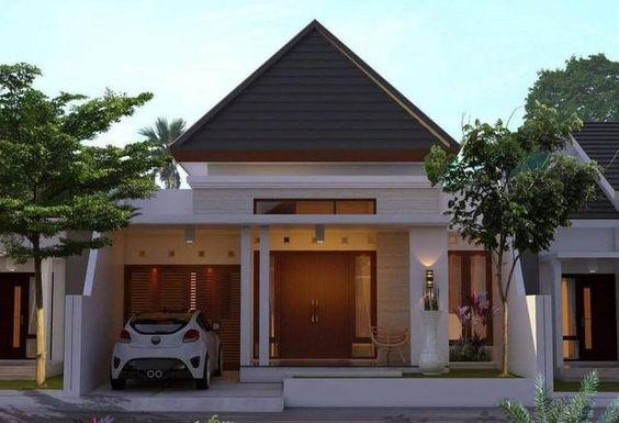 20 Desain Rumah Minimasi 4