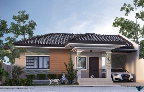 20 Desain Rumah Minimasi 5