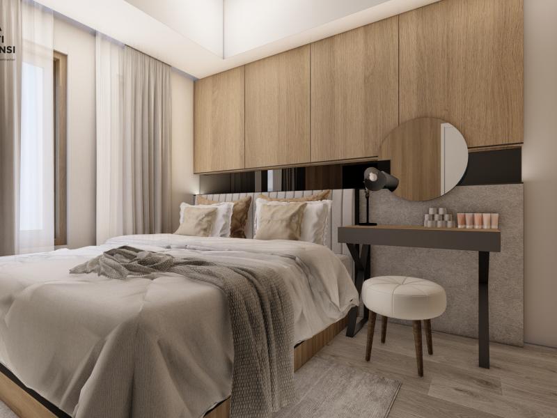 Desain Interior Apartemen Evencio