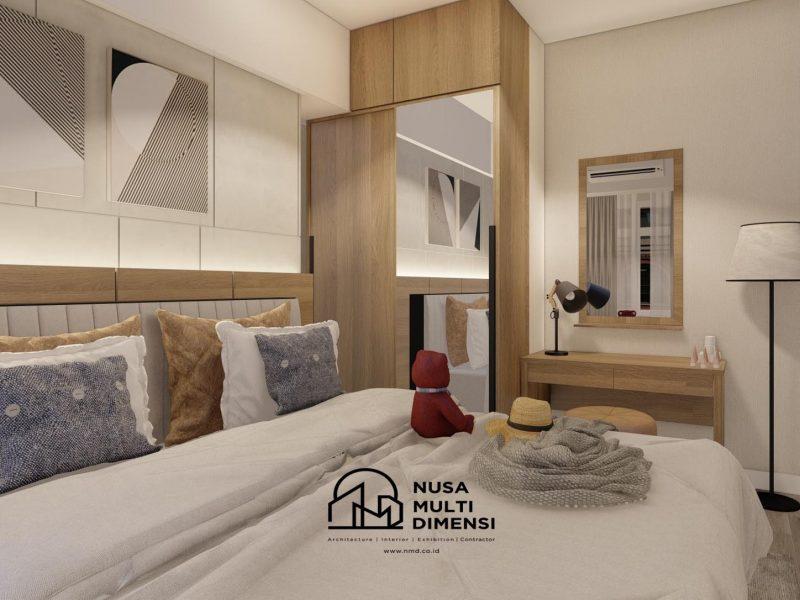 Desain Apartemen Ibu Felka 1-min