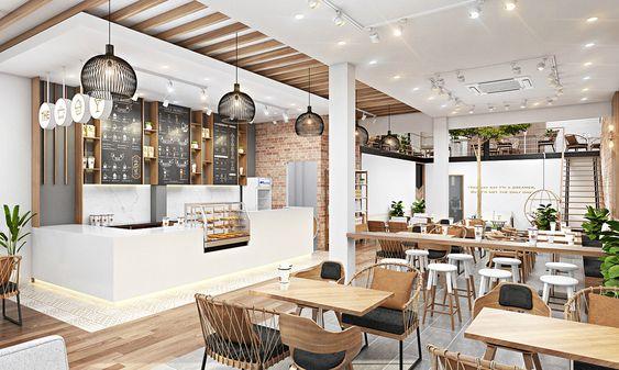 Desain Interior Cafe 2021 3