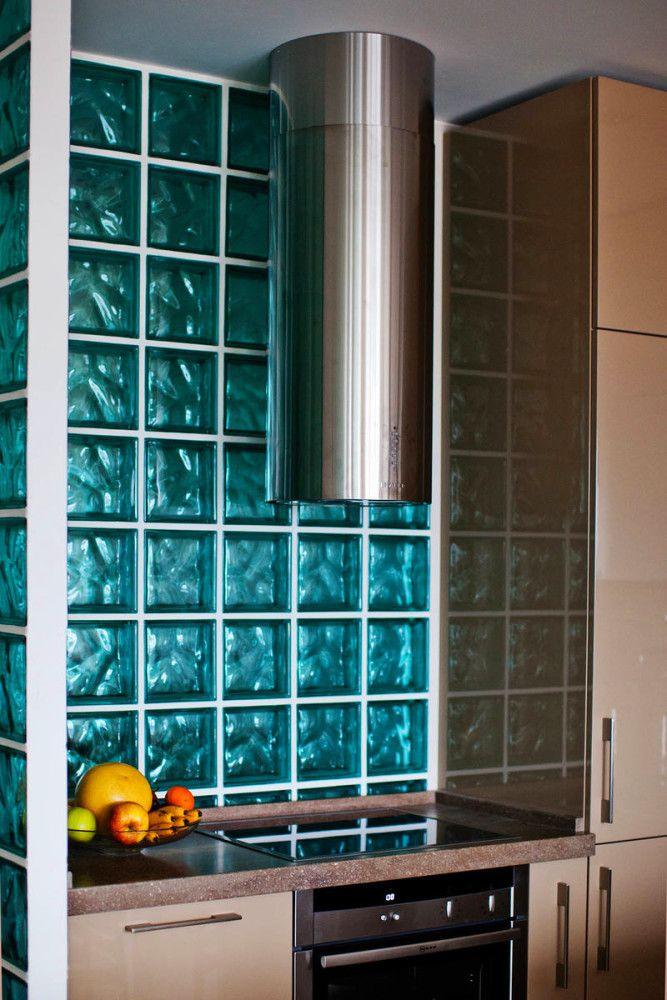 Desain Glass Block