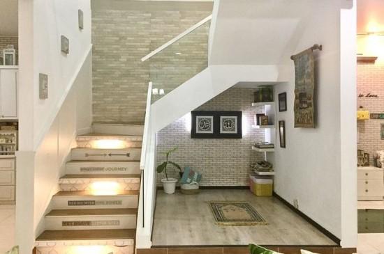 Desain Mushola Rumah