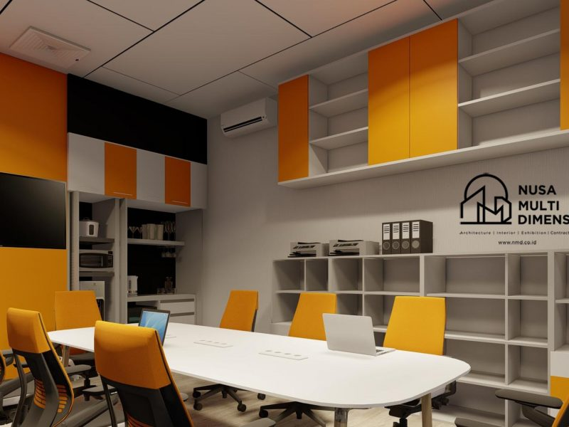 Desain Interior Kantor Pos Logistik 3-min