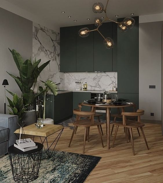 Jasa Desain Interior Apartemen 1