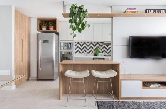Jasa Desain Interior Apartemen 4
